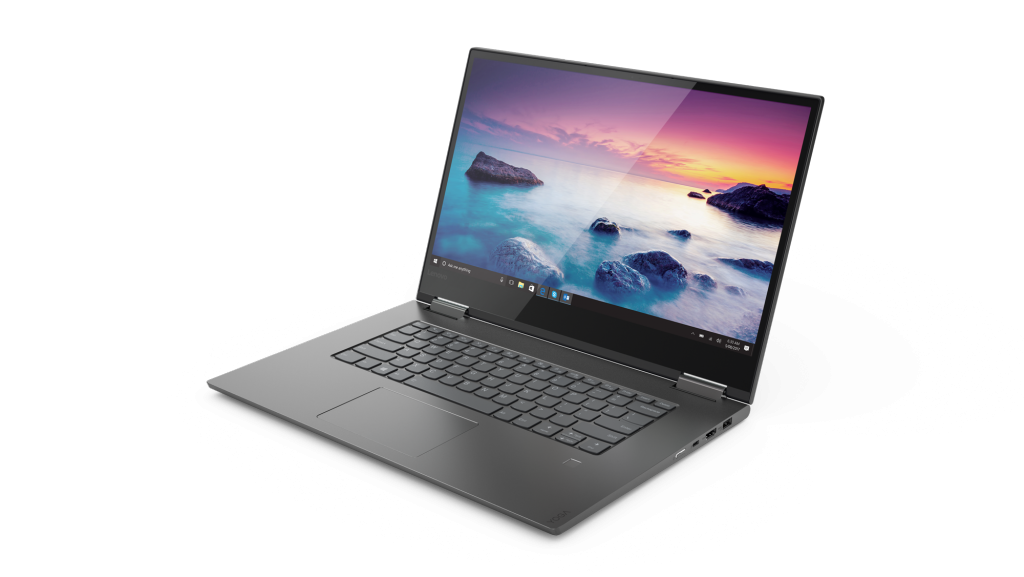 mobile world congress 2018 - lenovo yoga 730
