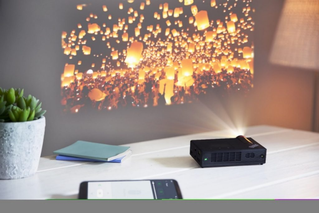 Rzutnik Lenovo ThinkPad Stack Mobile Projector