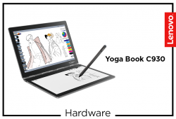 Hardware Yoga Book C930
