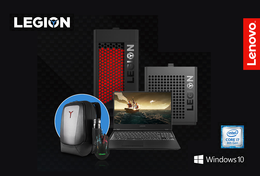 Lenovo Legion Promotion Pack