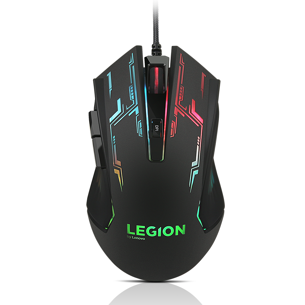 Lenovo Legion M200 Mouse - gaming on the go