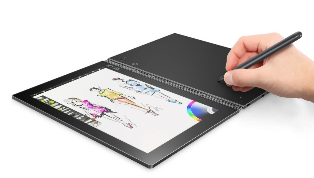 Yoga Book z Create Pad oraz Real Pen