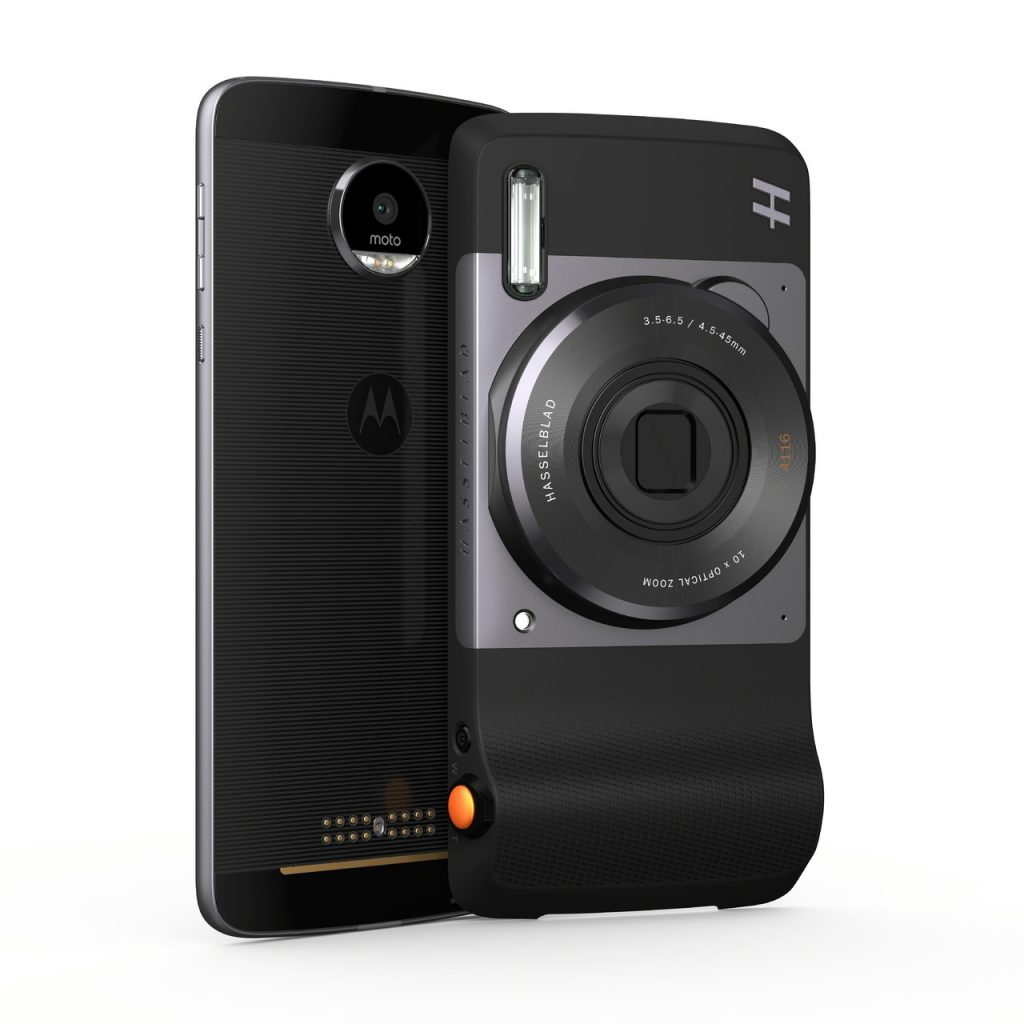 Lenovo Moto Mods Hasselblad True Zoom HB Camera