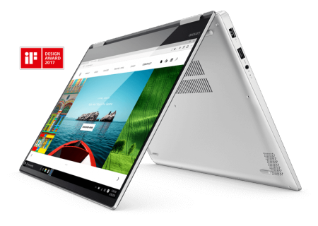 Laptop Lenovo Yoga 720 (15″)