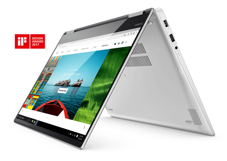 "Laptop Lenovo Yoga 720 (15"")"