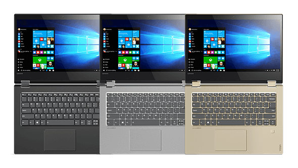 "Laptop Lenovo Yoga 520 (14"")"
